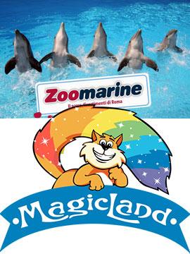 hotel più zoomarine e magicland