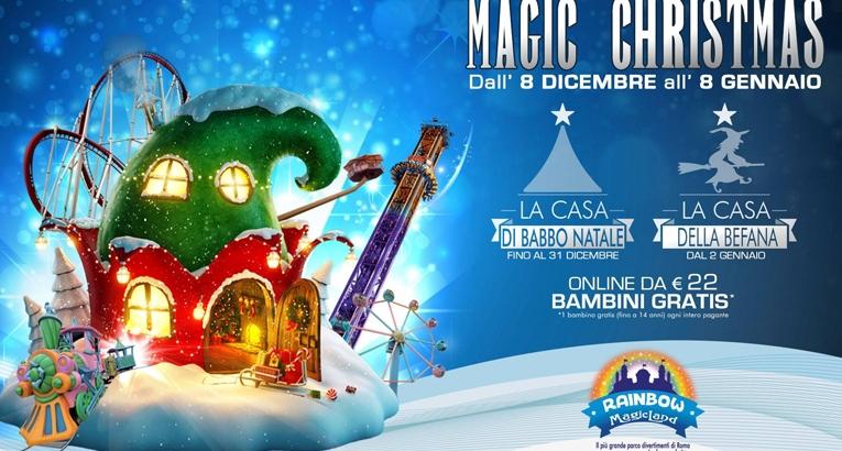 rainbow-magicland-natale-biglietti-offerte-casa-babbo-natale-speciale