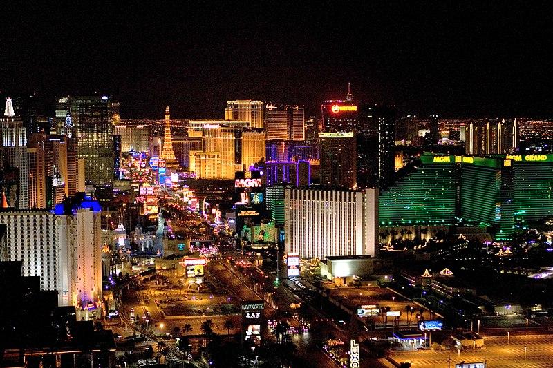 Parchi Gioco a Las Vegas